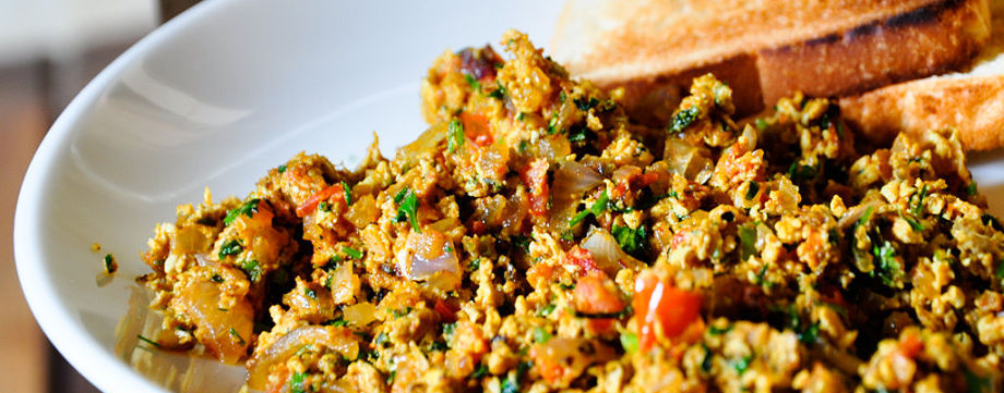 Anda Bhurji – Spicy scrambled eggs the indian way. This can be used ...
