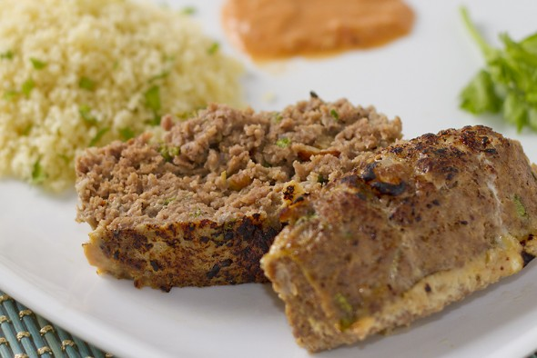 Moroccan Meatloaf | Swati's Kitchen