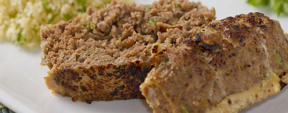 loaf cake moroccan meat loaf photo moroccan meat loaf rustic meatloaf ...