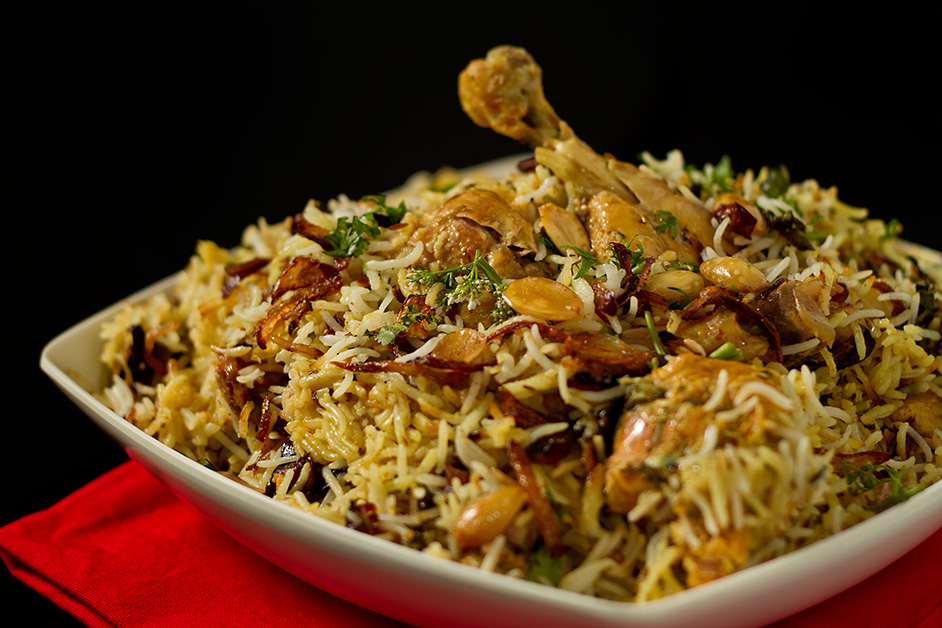 Hyderabadi Chicken Biryani | Swati's Kitchen