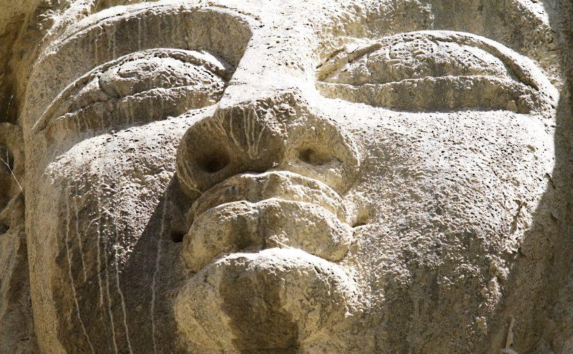 The Rock Buddhas of Ladakh