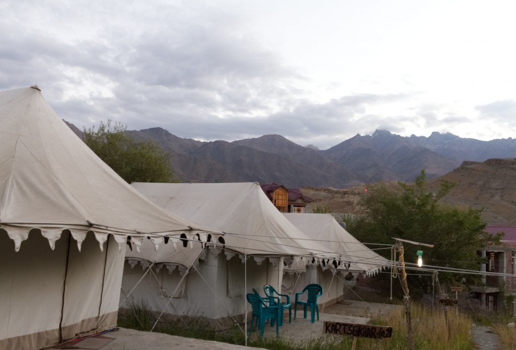 Kargil Tourist Camps- Tents