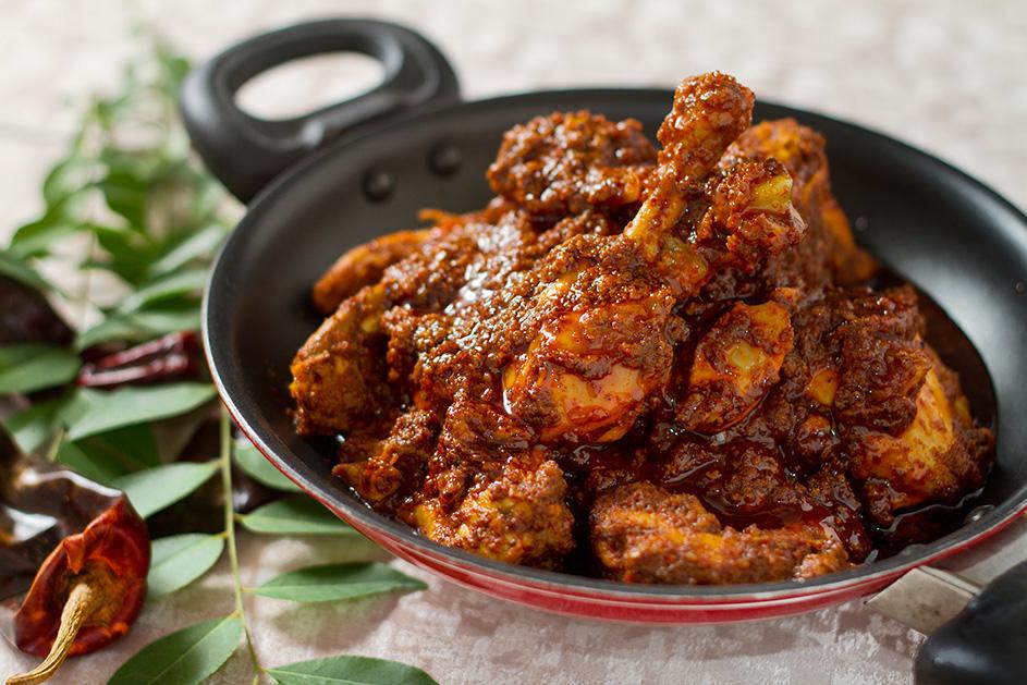 Chicken Ghee Roast Swati S Kitchen